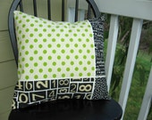 Authentic Set of Throw Pillow Covers
