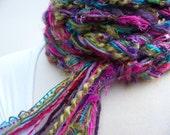 Crochet Scarf, The Original Pippy, CALYPSO Scarf, Womens Scarves