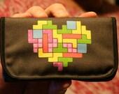 Tetris Love Nintendo 3DS / DSi / DS Lite Case