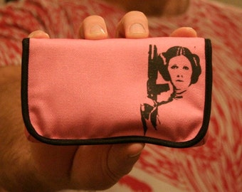 Princess Leia Star Wars Nintendo 3DS / DSi / DS Lite Case