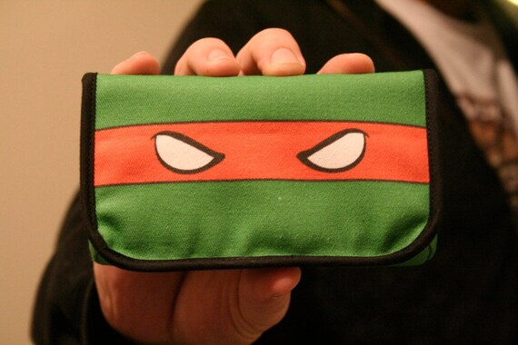 Raphael TMNT Nintendo 3DS / DSi / DS Lite Case