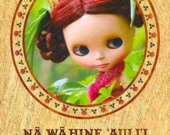 Out-of-print Blythe Collection 01 - Beauty in Hawaii - Photo book