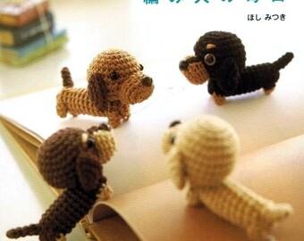 Master Mitsuki Hoshi Collection 02 - Every Day of Knitting Dog - Japanese craft book