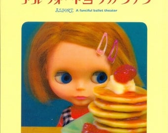 Out-of-print Blythe Collection 40 - Alfort A Fanciful Ballet Theather - Japanese craft book