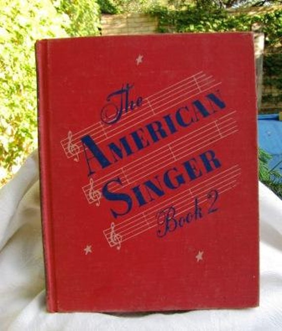 The American Singer Book 2