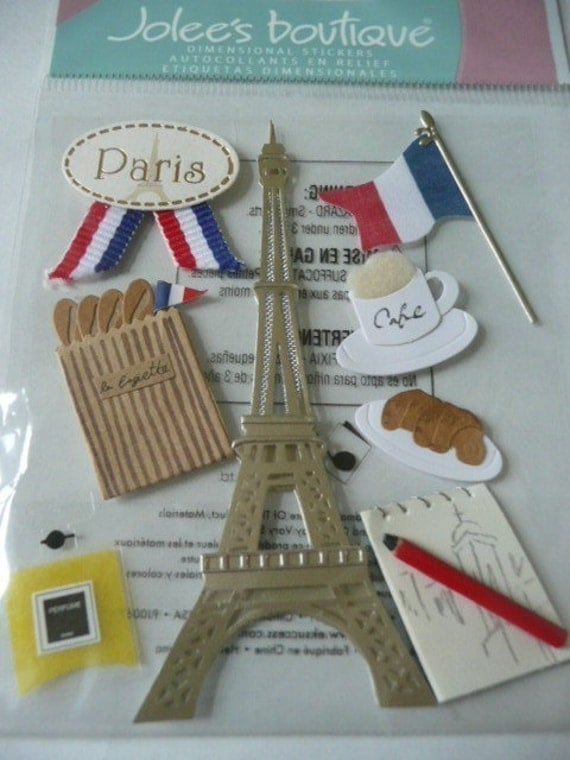 Paris jolee 39 s boutique scrapbooking by expressionsoffaith - Scrapbooking paris boutique ...