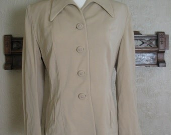 Rsvd authentic 1940's wool jacket for wear costume craft pattern as is