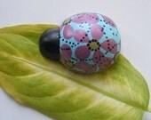 Hand Painted Ladybug