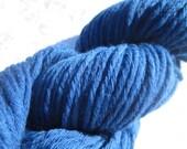Natural Indigo Merino Yarn (Plant and Hand Dyed)