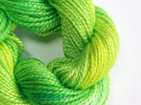 Fresh Hand Dyed Perle Cotton Size 5