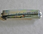 Brooklyn Bridge Barrette