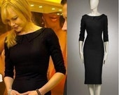 beautiful new pencil dress or swing made to measure ALL SIZES classic