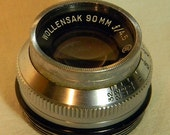 Wollensak 90mm 4.5 Enlarging Optar Lens