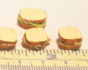 1/12 scale tuna sandwiches