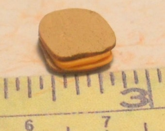 1/12 scale cheese sandwich