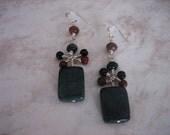 Fancy Jasper earrings