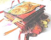 Oriental Handmade Book