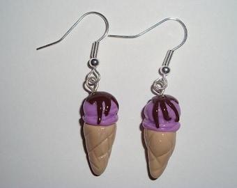 Ice-cream Earrings