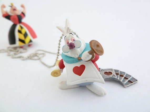 Alice In Wonderland Necklace great for your tea party