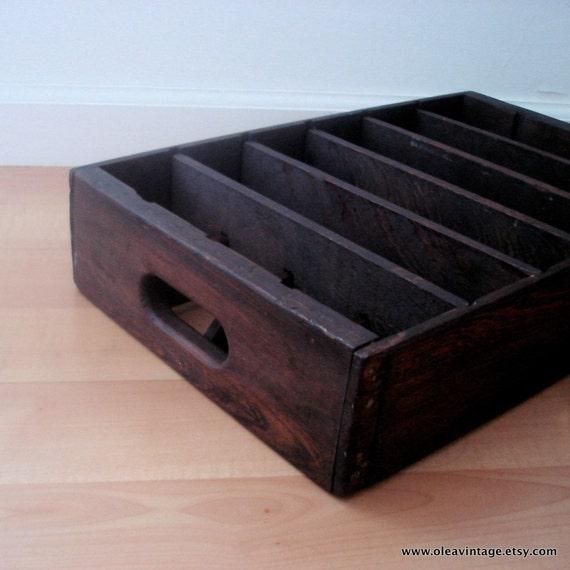 SALE SALE SALE Vintage Wooden Crate