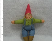 GNOMELING BOY - Child Male - of the Woodland and Home Variety - Free Shipping USA