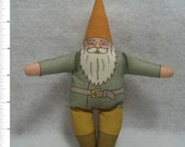 DUNE GNOME DOLL - Adult Male of the SeaShore, Garden  and Home Variety - Free Shipping Continental United States