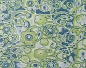 Polymer Clay Raw Mokume Gane Sheet 7