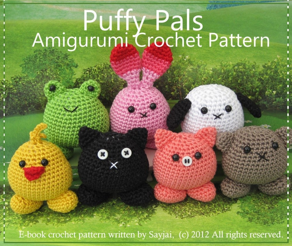 lisousaltback - Download Puffy Pals Amigurumi Crochet ...