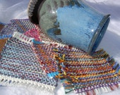 Handwoven Coasters, Pick Your Own Set of 4