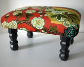 Mai Dragon Footstool - RESERVED FOR MARK