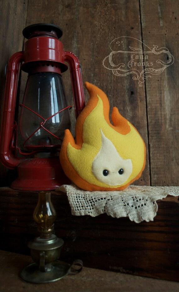 Plush Fire - Fuming Flames