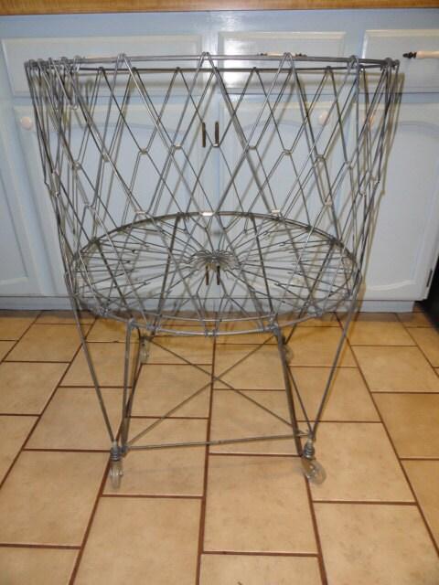 Laundry Basket Trunk Organizer