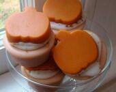 Pumpkin Cheesecake Grubby Soy Wax Tart Melts 6 PACK TheTemptingTart