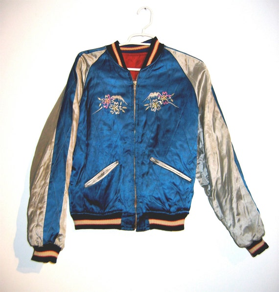 Japanese Baseball Jacket - JacketIn