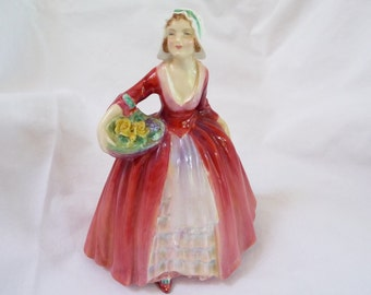 Royal Doulton Pretty Ladies Janet on Etsy