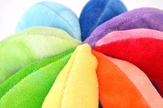 Montessori Rainbow Ball