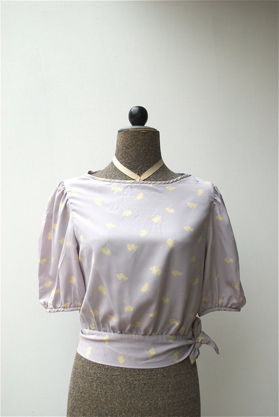 Vintage Blouse made by Prophecy