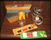 shoe shiner's delight, a 10 piece set