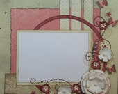 Premade 12 by 12 inch Layout