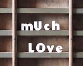 much love : vintage push pins