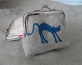SALE 30 percent off Mini coin purse - For all that loose change