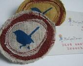 SALE 30 percent off Bird Nest Brooch