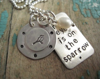 eye on the sparrow