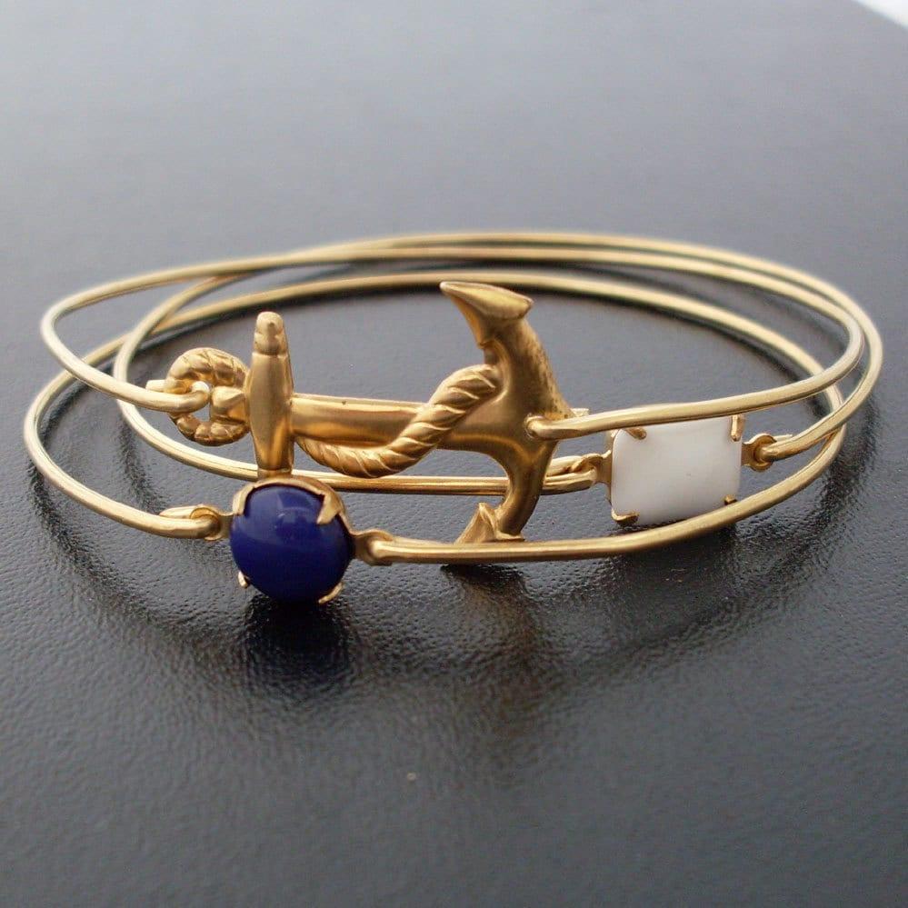 Wedding Charm Bracelet: Beach Wedding Jewelry Ocean Or Nautical Wedding Beach Bridal
