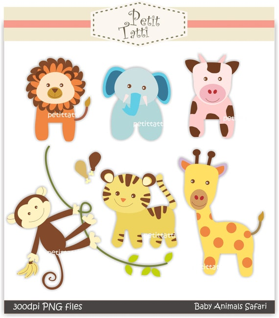 animals clipart pdf - photo #13