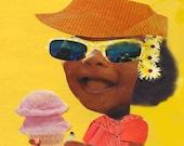 Ice Cream 8 x 10 Collage