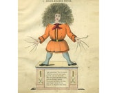 Kindle ePub .mobi The English Struwwelpeter, by Heinrich Hoffman (1850) ed. by Margaret Woods
