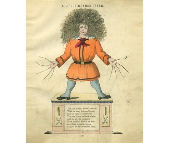 Kindle ePub .mobi The English Struwwelpeter, by Heinrich Hoffman (1850) ed. by Margaret Woods