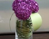 Hydrangeas Paper Flower in a Vase, Spring Flowers, Home Decor, Paper Art, Handmade Flowers, Table Decor, Wedding Decoration, Valnetines Day