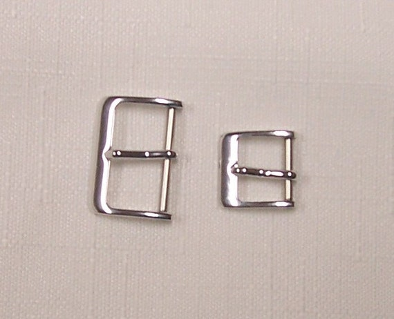 Silver Watchband Buckles for Danielle